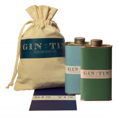 Gin In A Tin Gift Sets