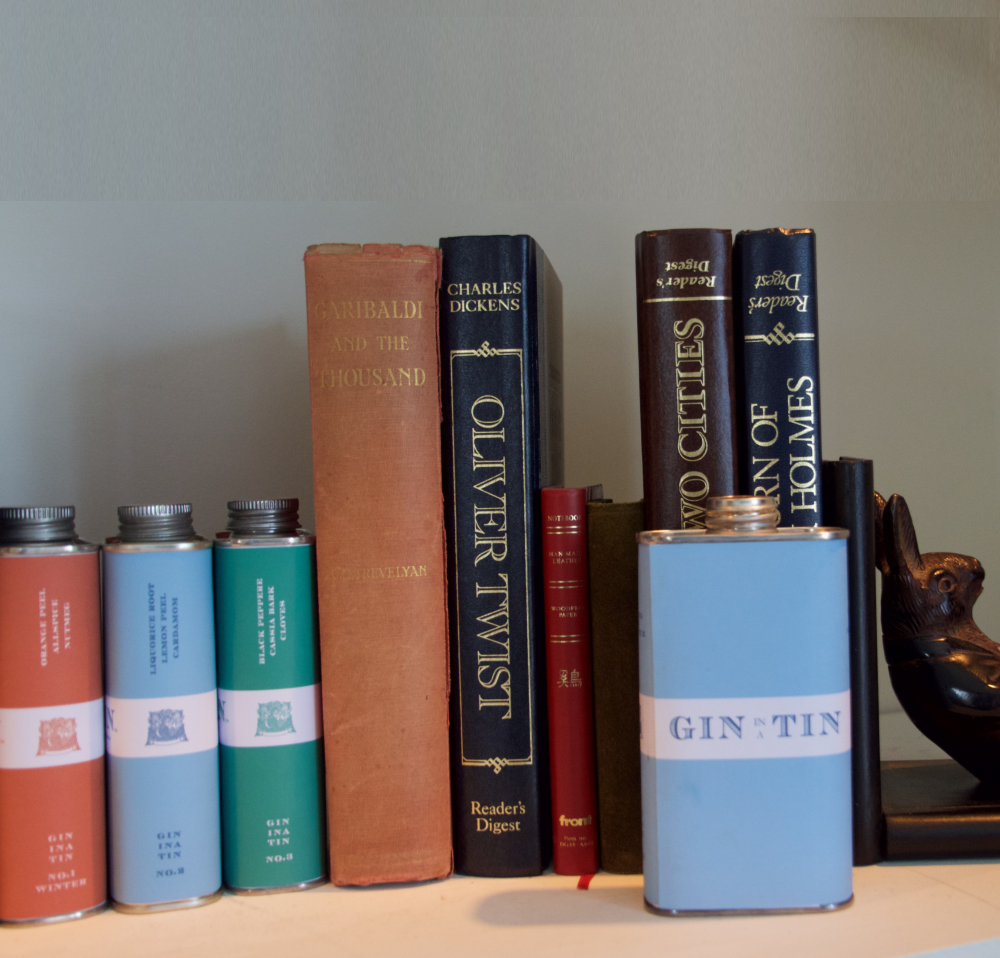 Gin In A Tin - Monthly & Bi-monthly Subscriptions