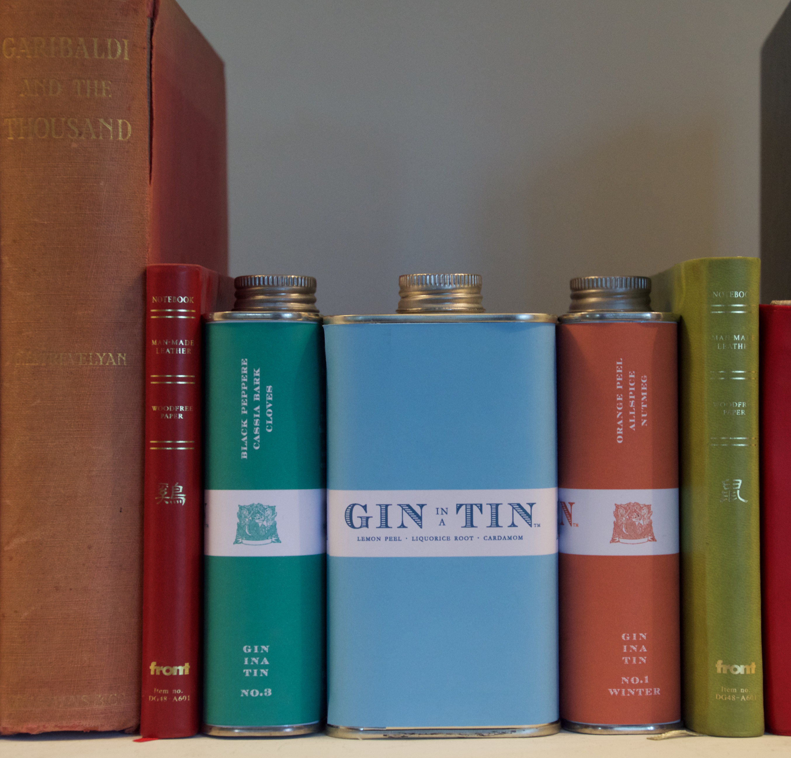Gin In A Tin - Gins Subscriptions