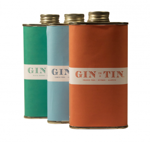 GIN IN A TIN - SPECIFIC BLENDS
