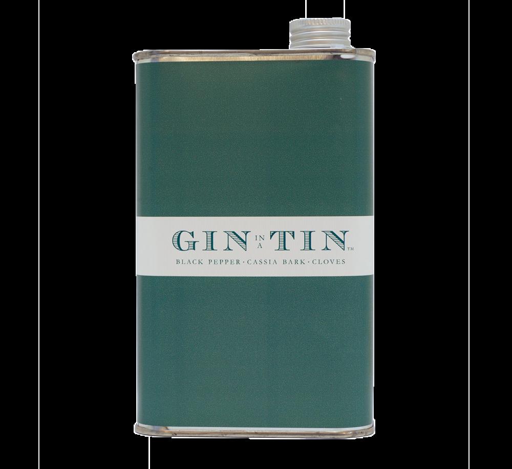 GIN IN A TIN - BLACK PEPPER, CASSIA BARK & CLOVES NO.3