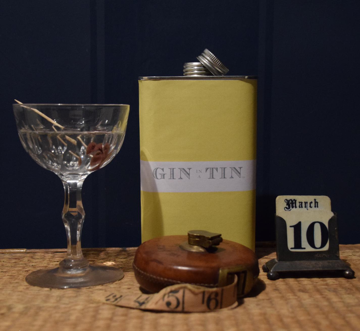 Gin In A Tin - Blend 5