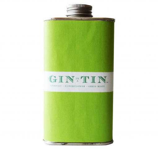 Gin in a Tin - No.9