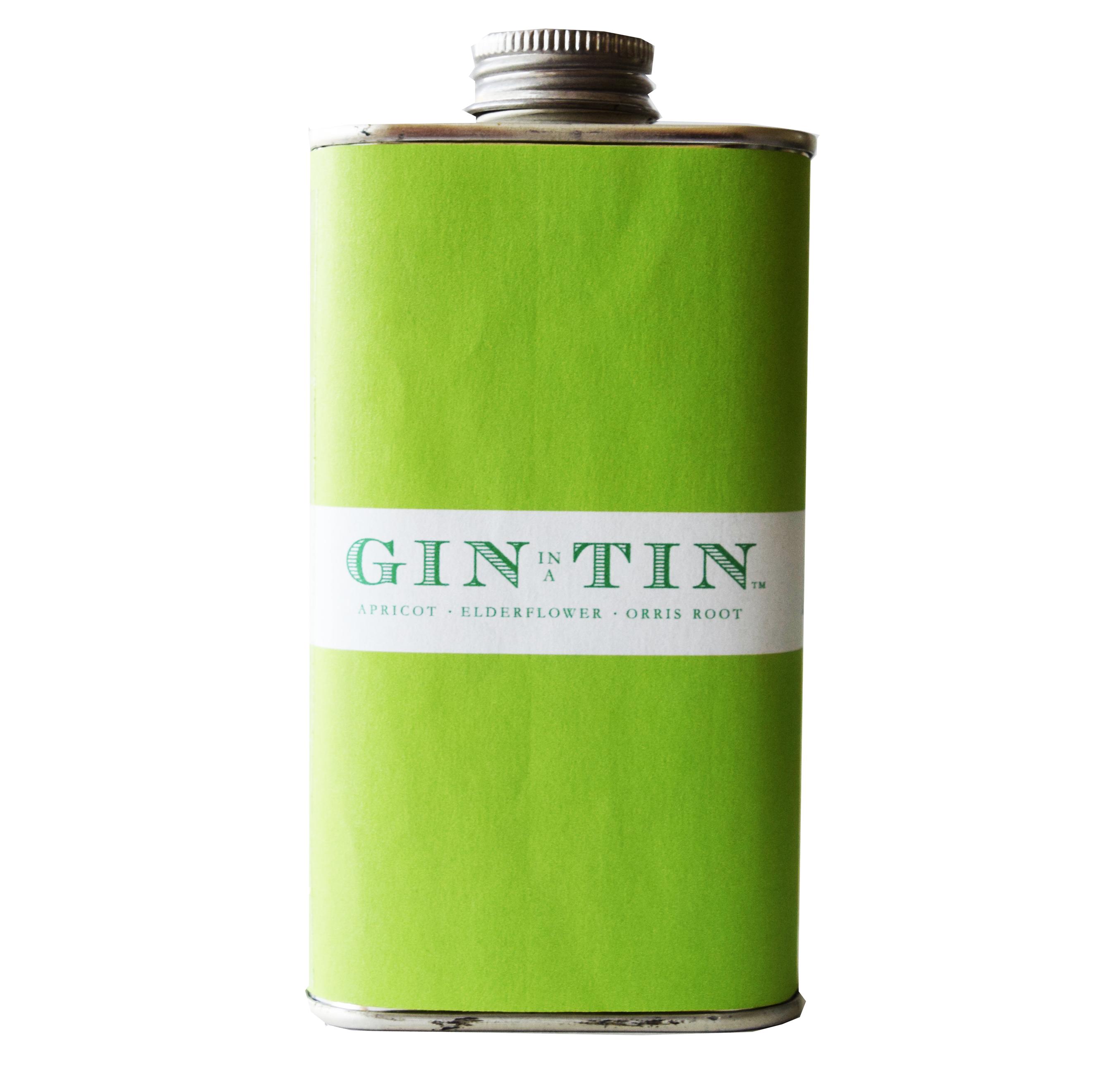 Gin in a Tin - No.9