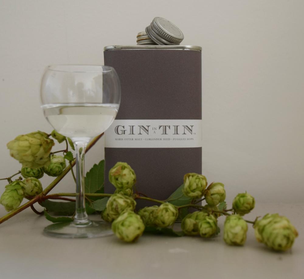 Gin In A Tin - Blend No.11