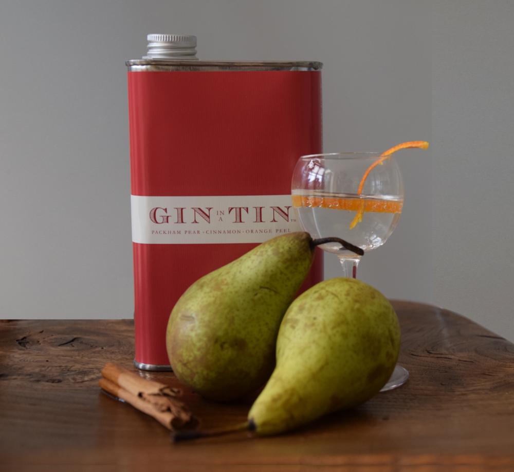 Gin In A Tin - Blend No.14