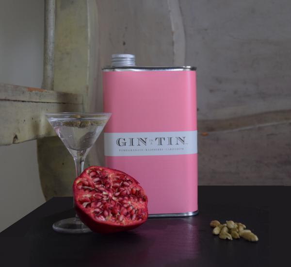 Gin In A Tin - Blend No.10
