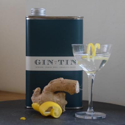 Gin In A Tin - Blend No.13