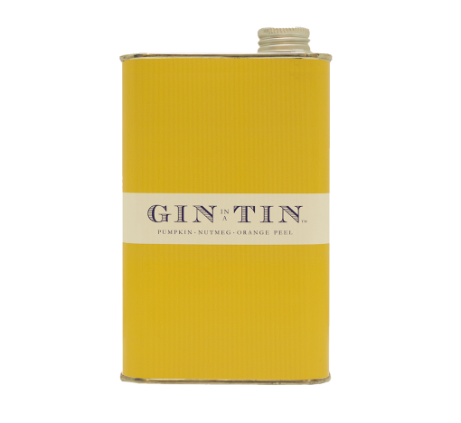 Gin In A Tin - Blend No.12 Pumpkin, Nutmeg and Orange Peel NO.12 50CL TIN