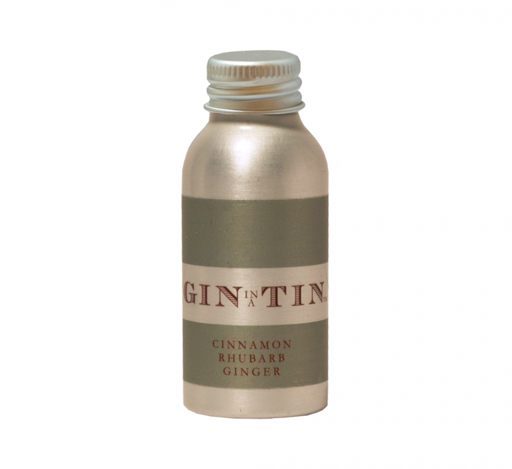 GIN IN A TIN 35ml TIN - NO.6