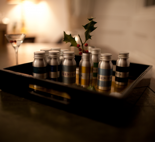Gin In A Tin - 12 Days of Christmas