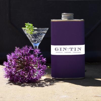 Gin In A Tin - Blend No.8