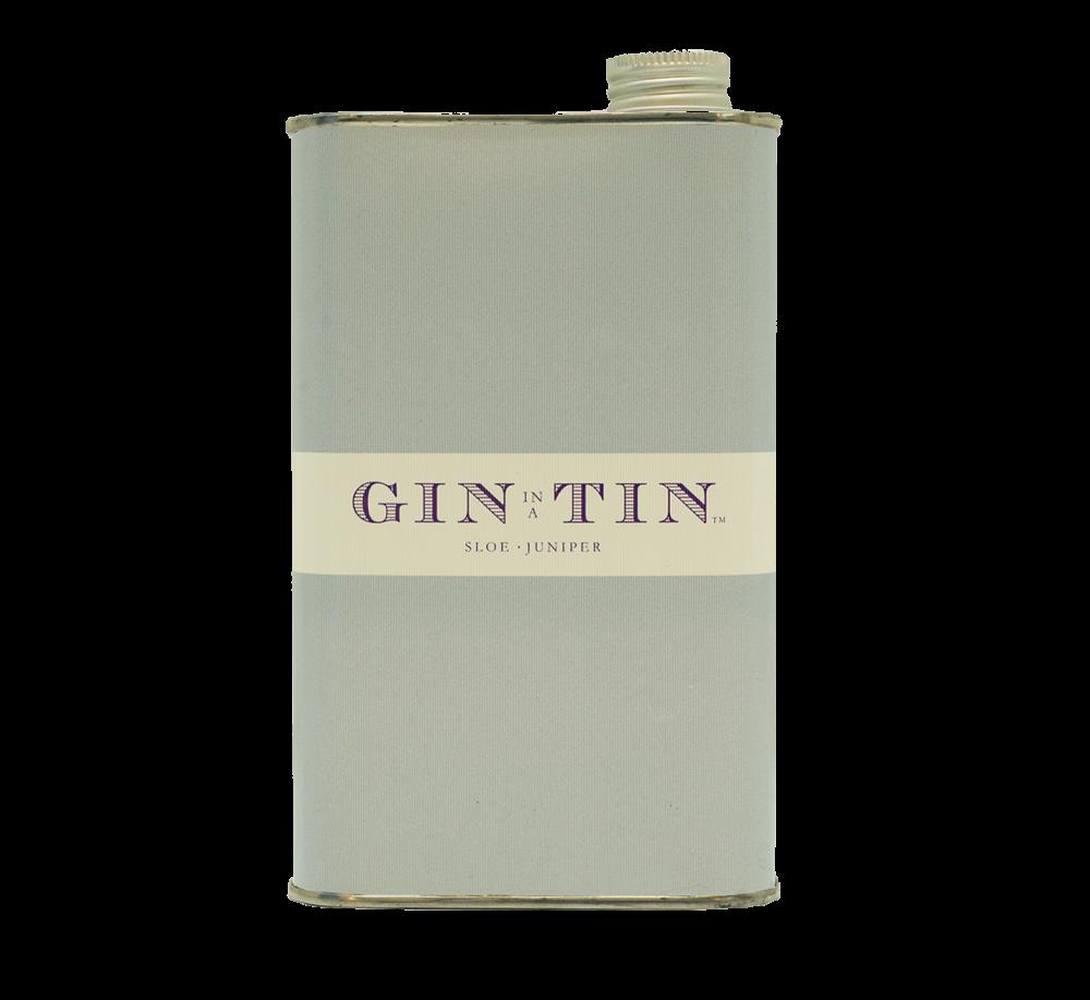SLOE GIN – NO.15 50CL TIN