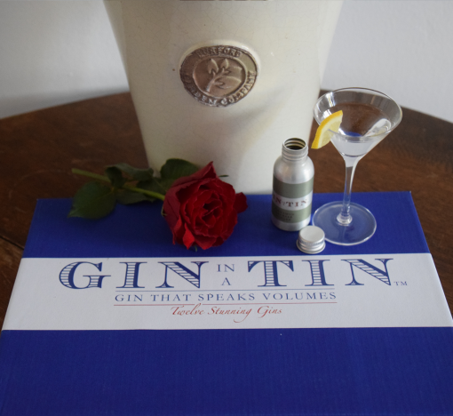 Gin In A Tin - Box Set of 12 Stunning Gins