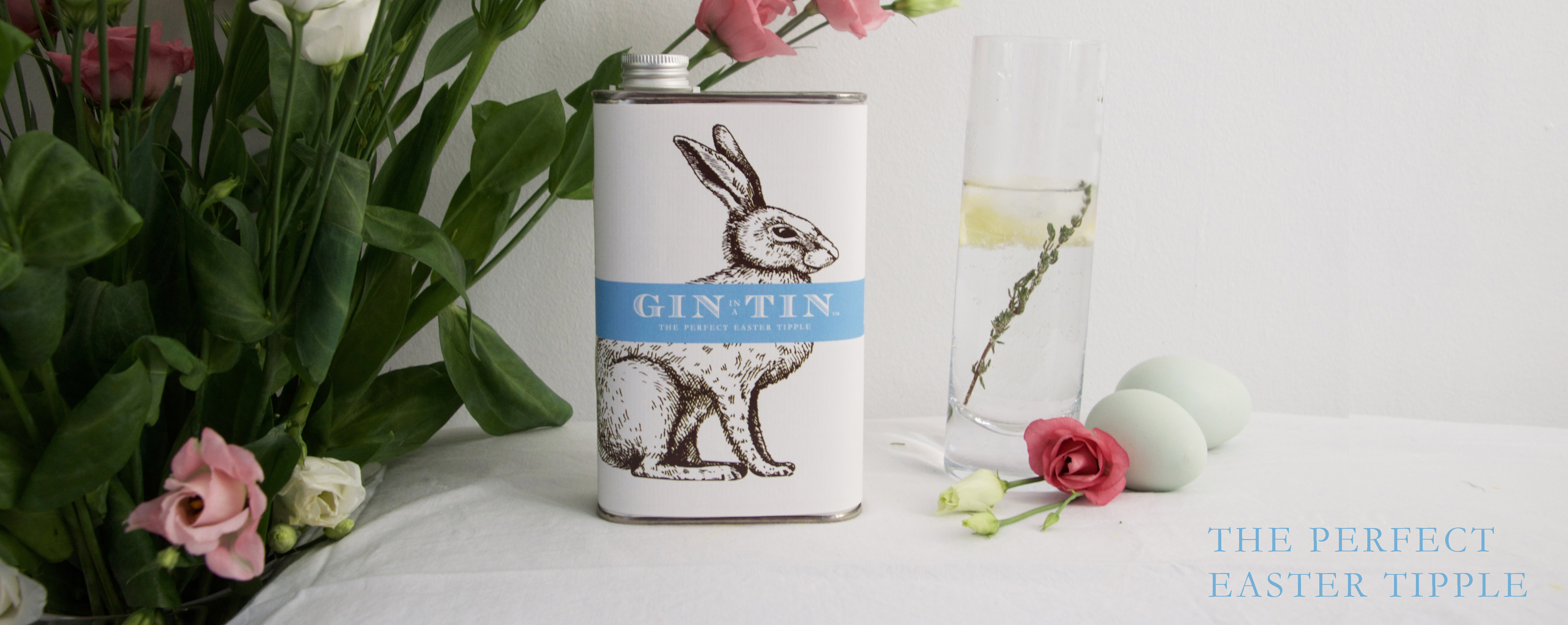 Gin In A Tin - The Perfect Easter Tipple