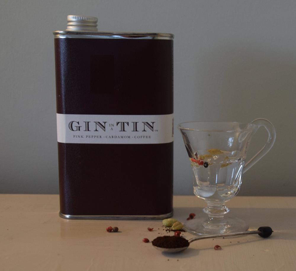 Gin In A Tin - Blend No.16