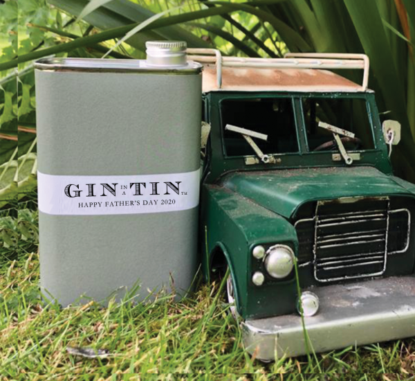 Gin In A Tin - Father's Day Gin 2020A