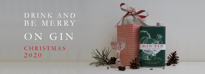 Gin In A Tin - Christmas Gin 2020