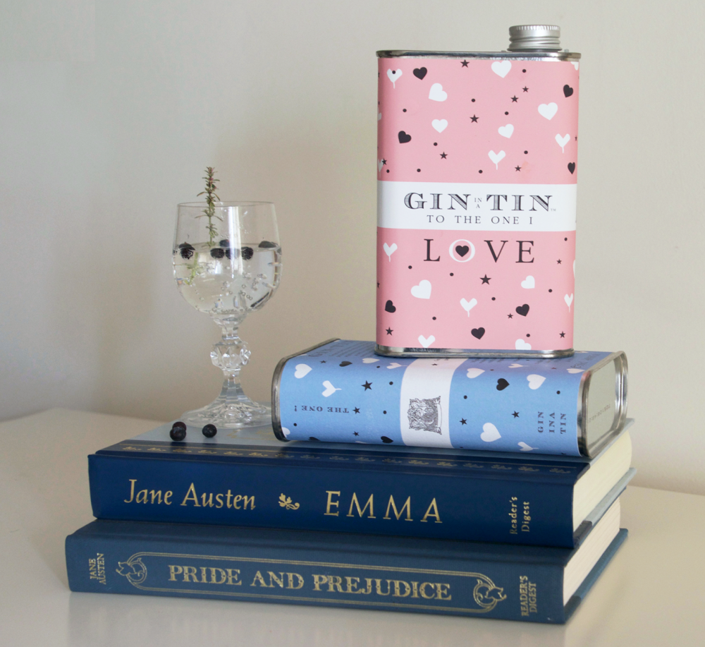 Gin In A Tin - Love Gin Collection