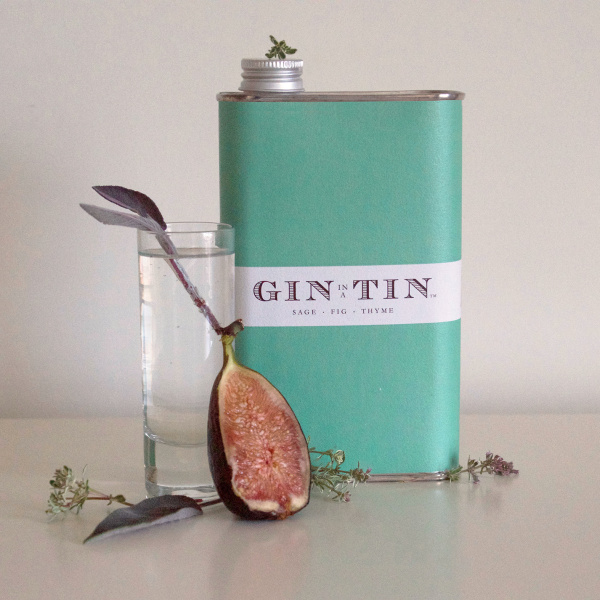 Gin In A Tin - Fig Sage and Thyme - GIn No.17